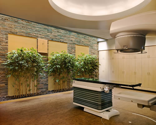 Huntington Radiation Room