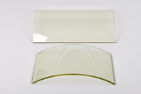 Curved X-Ray Glass