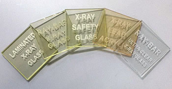 X-Ray Safety Glass