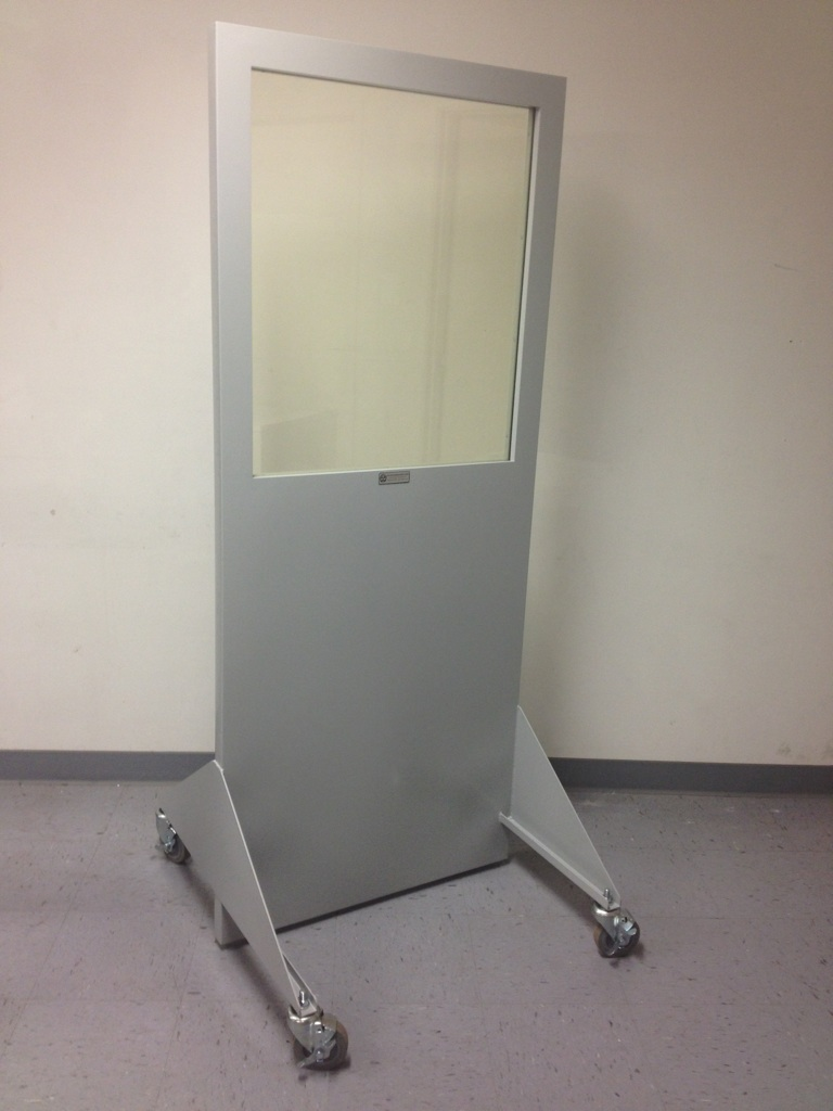 X Ray Lead Barriers X Ray Control Screen Barriers