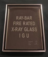X-Ray Glass IGUs
